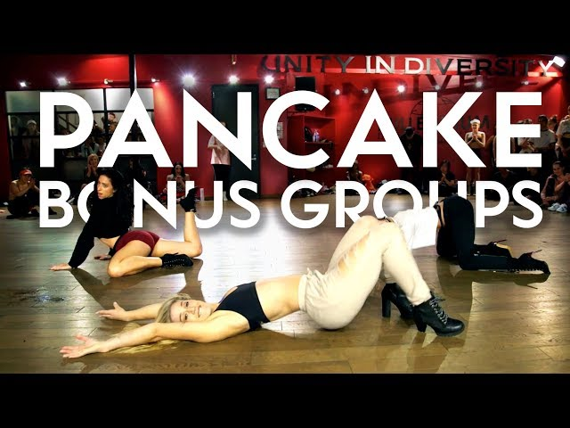 Pancake Bonus Groups - Jaded feat Ishnikko | Brian Friedman & Lia Kim Choreography | Millennium