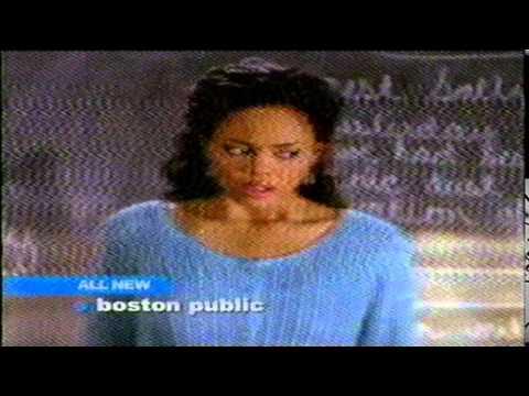 Boston Public John Francis Daley's List Fox Promo TV Commercial