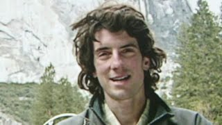 Climber: Dean Potter was drawn toward his fears