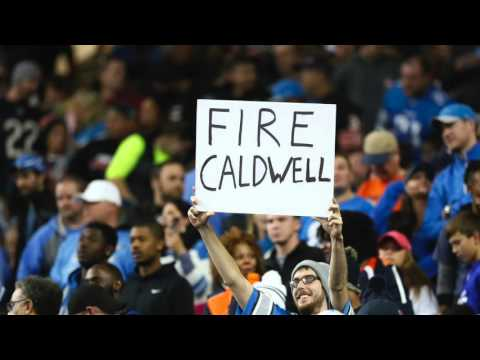 Jim Caldwell needs to shut up and win a few games