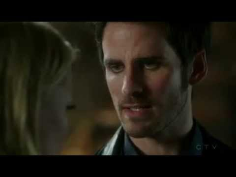 Hook & Emma Scenes 4x16 Once Upon A Time