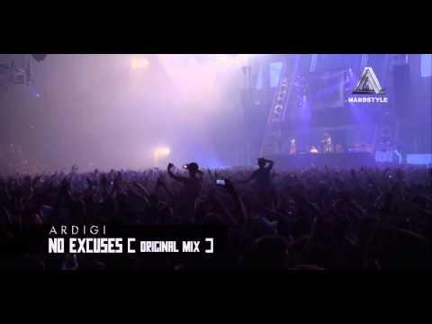 ARDIGI - No Excuses (Original Mix) Hardstyle Track