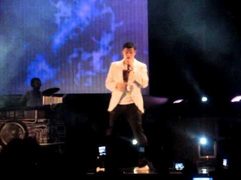 Backstreet Boys Brasília 20.02.2011 (bigger/set Adrift On Memory Bliss)