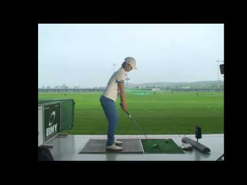 Na Yeon Choi Golf Swing – 6 Iron(behind) 최나연 프로 스윙
