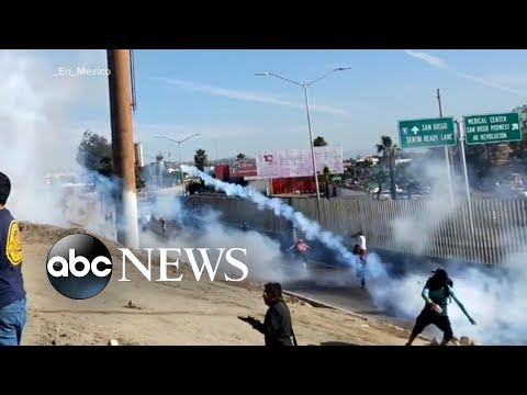 Tensions rise in violence at border town of Tijuana