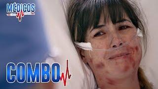 Médicos, línea de vida - C-25: Érika confiesa por temor a morir | Las Estrellas