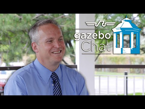 Gazebo Chat - Dave (HR Manager, Pez Collector, Outdoor Enthusiast)
