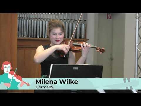 2019 Second Round – Milena Wilke