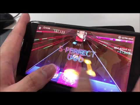 [SuperStar BTS] Intro : Serendipity (Thumb Play) Hard All Perfect!! - 웅차(WoongCha)