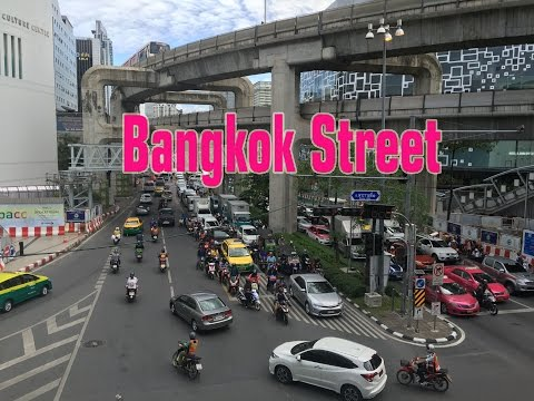 Trip To Bangkok, Thailand - Asian travel to Thailand: Street Food, Beautiful Place - Youtube #001