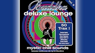 DJ Maretimo - Buddha Deluxe Lounge Vol.9 (Full Album) HD, Mystic Bar & Buddha Sounds