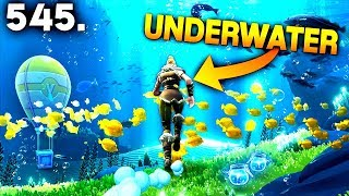 EXPLORING UNDERWATER WORLD.. Fortnite Daily Best Moments Ep.545 Fortnite Battle Royale Funny Moments