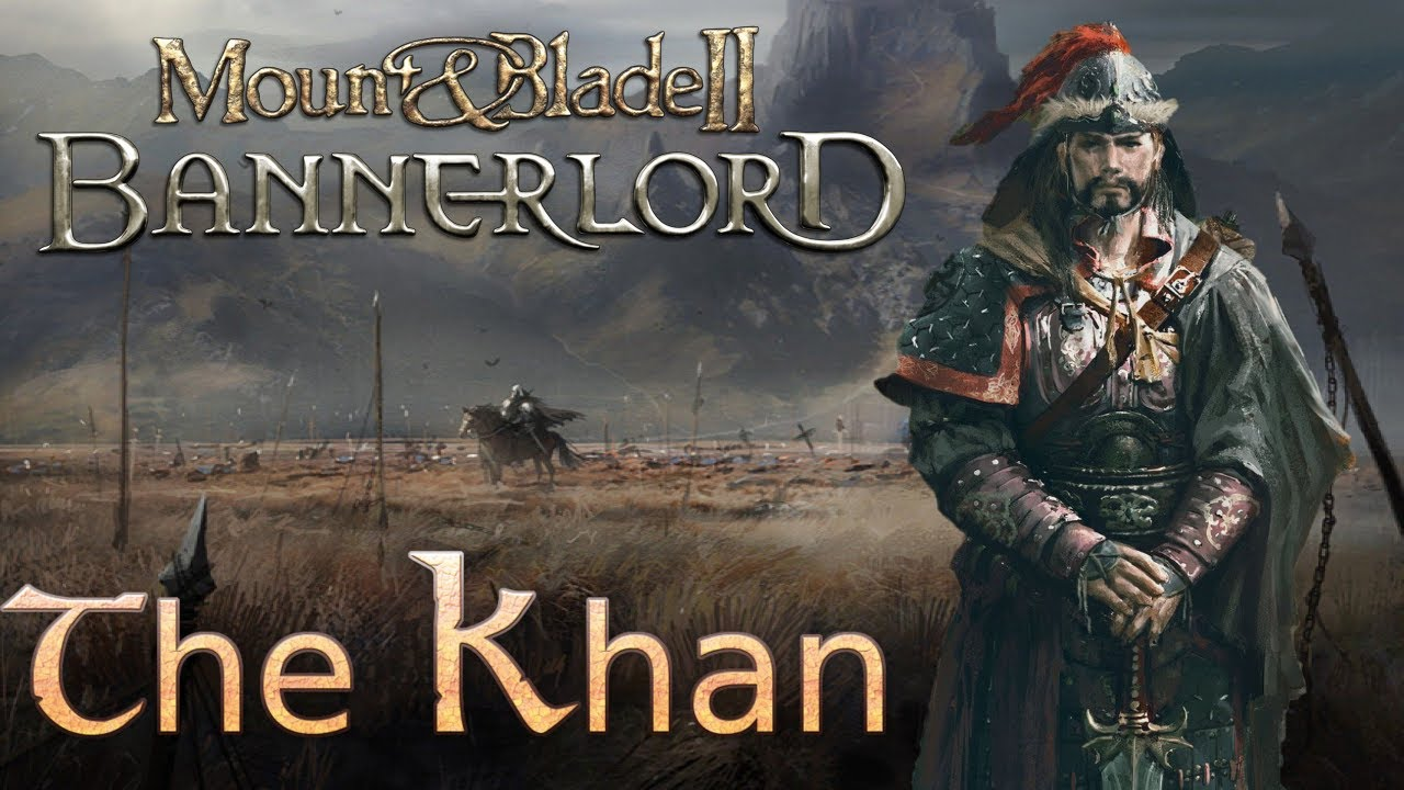 The Khans Approach #1 - Mount & Blade II: Bannerlord Gameplay (Khuzait)