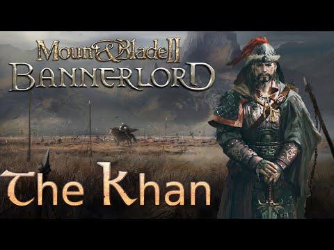 The Khans Approach 1  Mount & Blade II: Bannerlord Gameplay (Khuzait)
