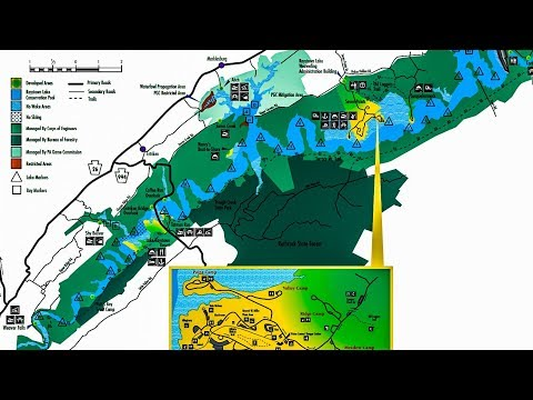 map of raystown lake Guide To Fishing Lake Wilhelm In Pennsylvania Youtube map of raystown lake