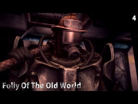New Vegas Mods: Folly of the Old World - Part 4