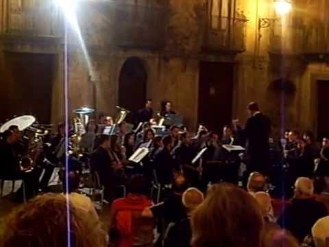 I want it all dei Queen suonata da orchestra di Novara Di Sicilia - agosto 2009