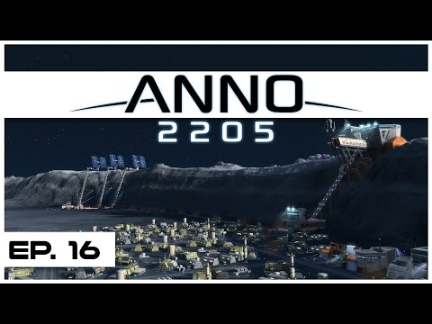 Anno 2205 - Ep. 16 - Re-developing Trade Routes! - Let's Play - Anno 2205 Gameplay