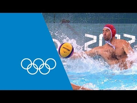 Olympic Water Polo - A Beginner's Guide