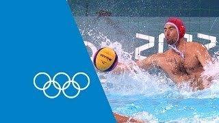 Olympic Water Polo - A Beginner