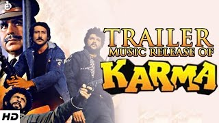 Theatrical Trailer On The Music Release Of The Movie 'KARMA' | Mukta Arts