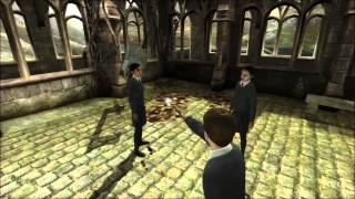Harry Potter and the Order of the Phoenix Gameplay (PC HD)