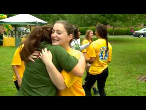 Siena College Move-In Day 2017