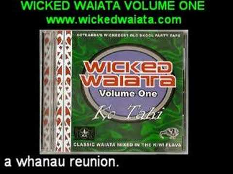 Official Wicked Waiata - Old Skool Mix Volume One