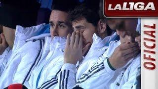 Resumen de Málaga CF (3-2) Real Madrid - HD