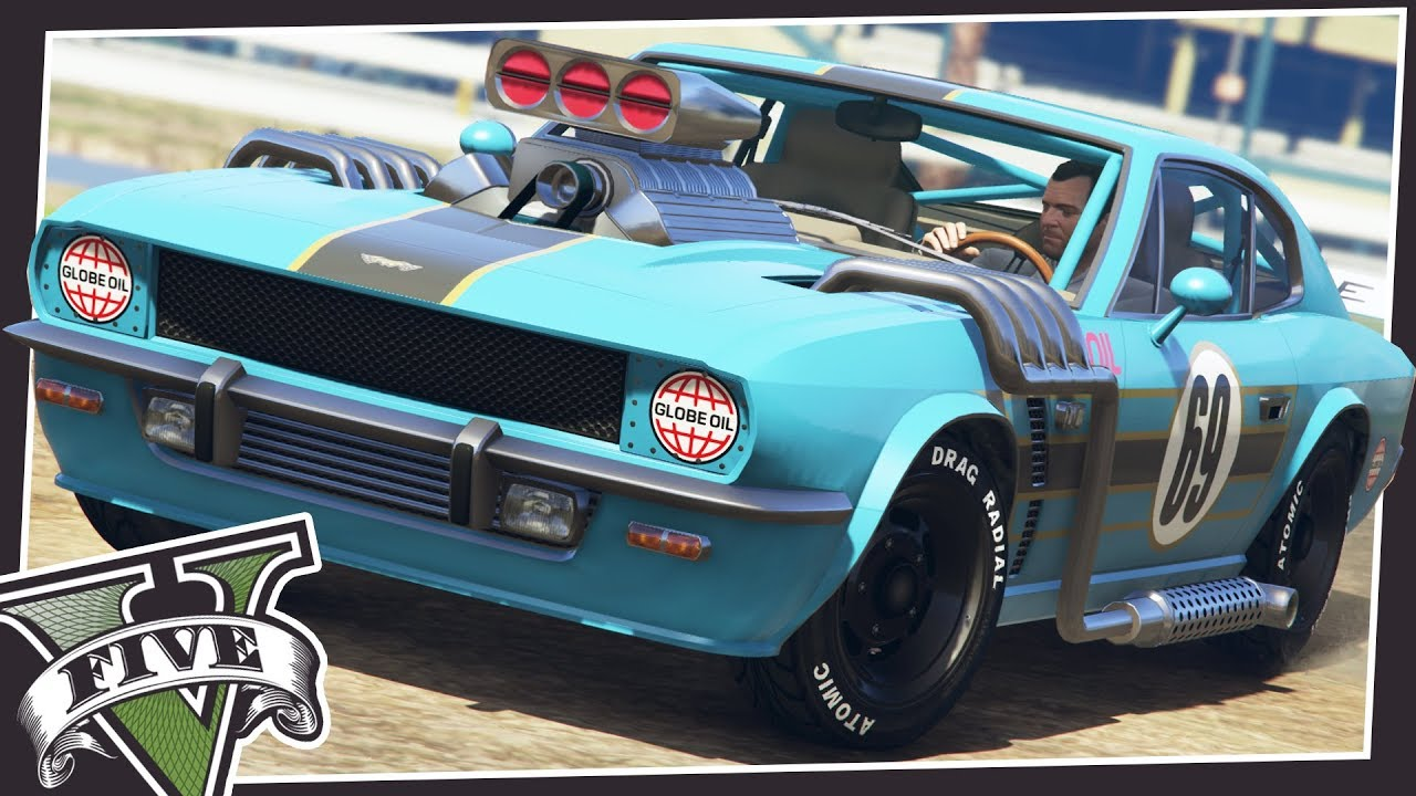 MORE NEW CARS LIKE THIS PLEASE ROCKSTAR - YouTube