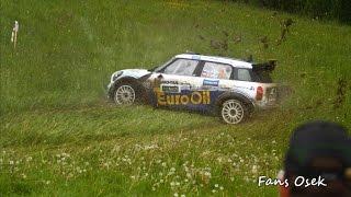 Rally Český Krumlov 2015 (Fans Osek)