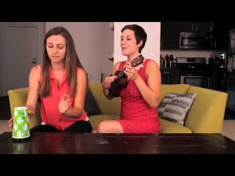 Pitch Perfect Cups  Duet