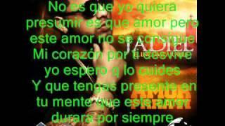 Amor Para Ti Jadiel El Imcomparable + letra