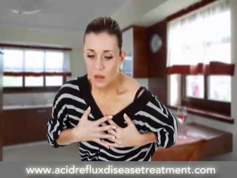Acid Reflux Chest Pain:What Cause The Pain