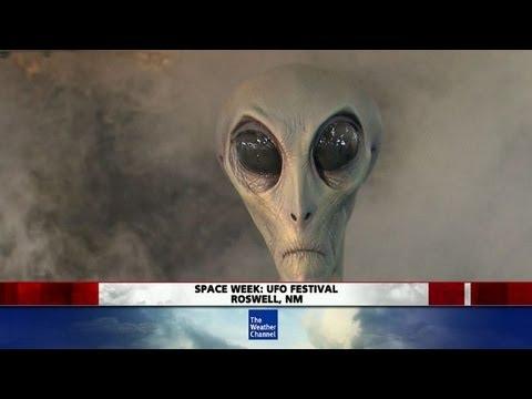 Space Week: UFO Festival!