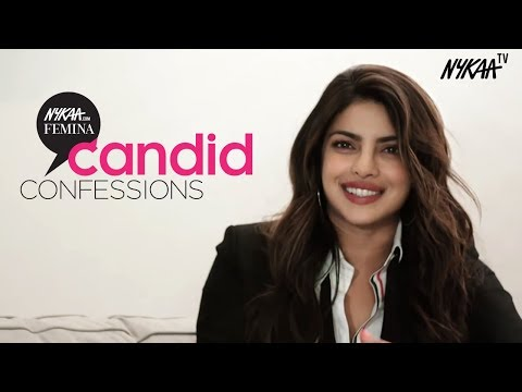 Candid Confessions with Priyanka Chopra