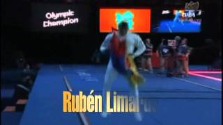 Rubén Limardo ganó Medalla de Oro para Venezuela en Juegos Olímpicos Londres 2012