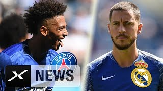 Transfer-News: Thilo Kehrer zu PSG, 230 Mio. für Eden Hazard? | Schalke 04 | Real Madrid | FC Bayern