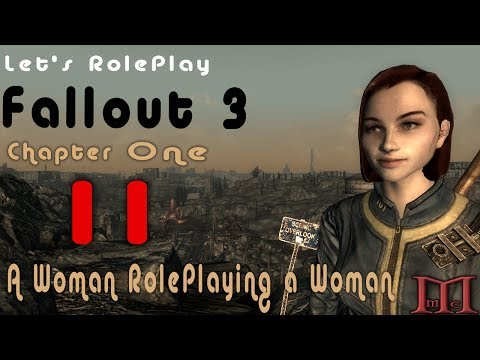Let's Play Fallout 3 BLIND: 1.11 - Grady