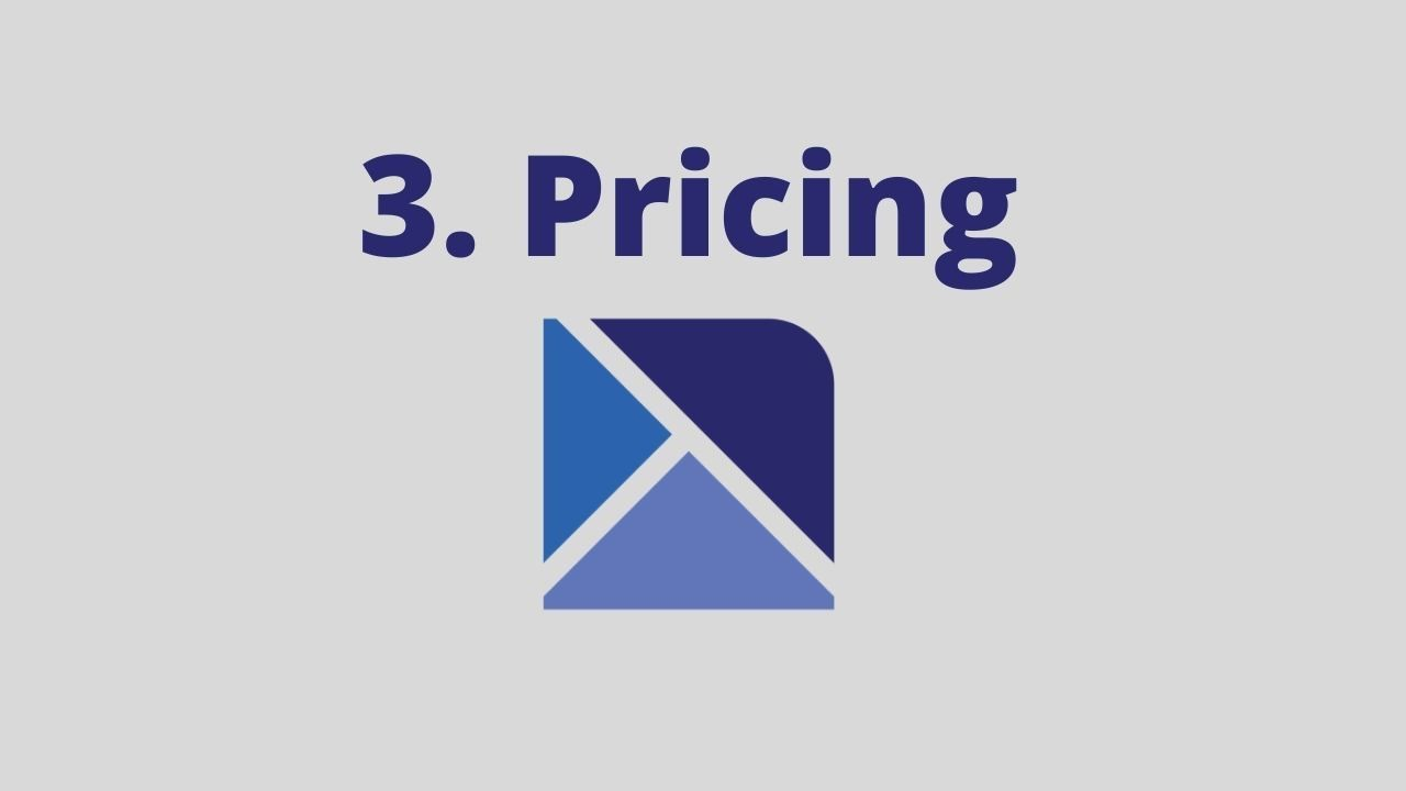 Townsend Realty Group Step 3 - Pricing