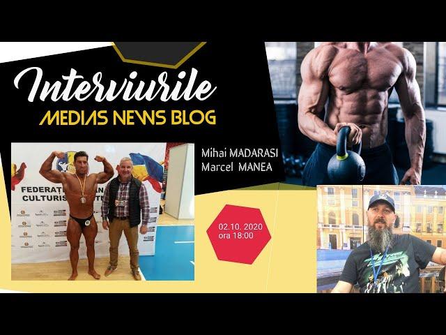 Marcel Manea si Mihai Madarasi la Interviurile Medias News Blog