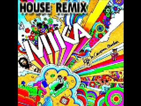 MIKA - RELAX, TAKE IT EASY@HOUSE REMIX