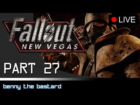 Fallout: New Vegas - Part 27: Benny the Bastard [Unarmed][PC]