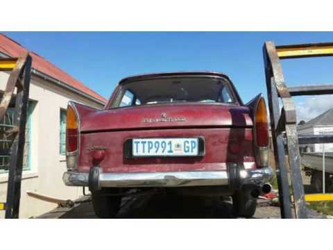 1966 PEUGEOT 404  Auto For Sale On Auto Trader South Africa