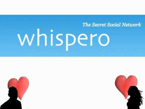 Share Your Secrete Message With Whispero, Shh, Don't tell..!!