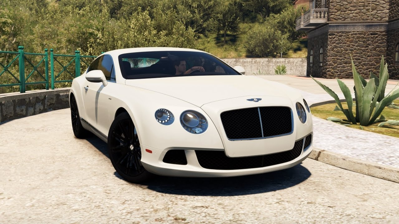 Forza Horizon 2 Bentley Continental Gt Speed Let S