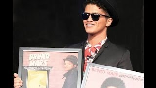 Bruno Mars phantom planet