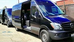 Legends Sprinter Van Rental Fleet - LA LV