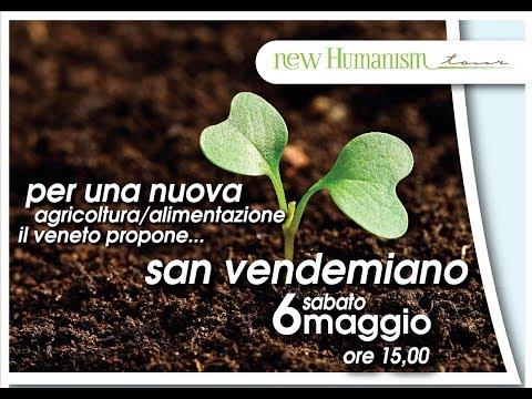 New humanism tour - San Vendemiano (TV) 06/05/2017 - Domenico Prisa