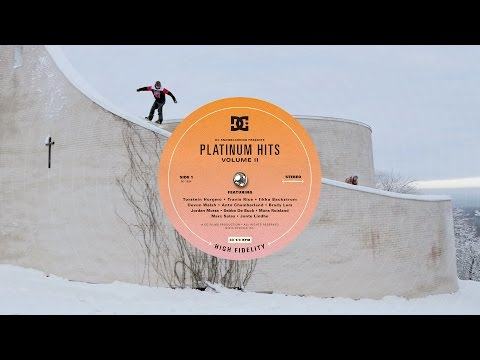 DC SHOES: PLATINUM HITS VOL. 2, DC SNOWBOARDING WINTER 2017